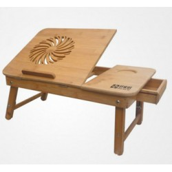 Laptop Table Wood Table