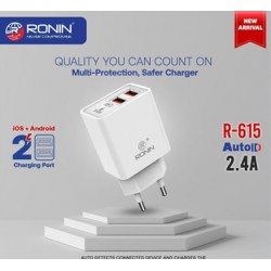 Ronin R-615 Multi Protection Safer Charger