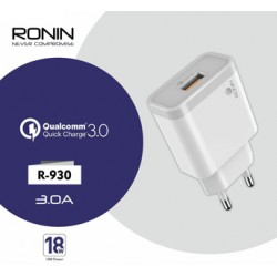 Ronin R-930 Qualcomm Fast Charger 3.0A